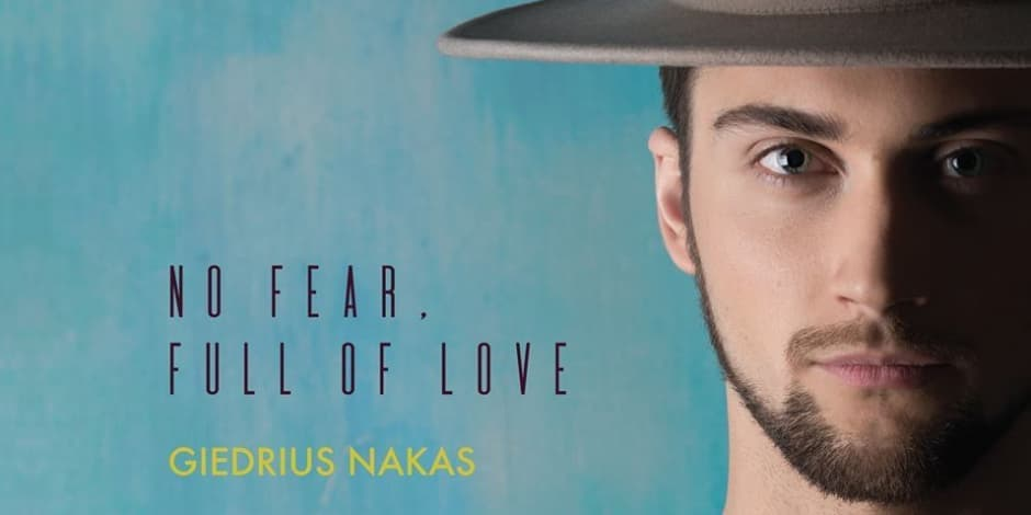 "Giedriaus Nako kvartetas ""No Fear, Full Of Love"""