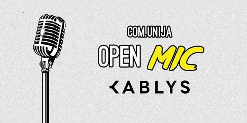 Com.Unija Mini Open Mike