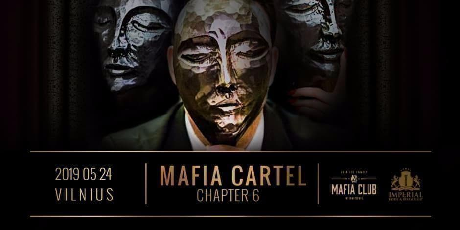 Mafia Cartel. Chapter 6 (Season closing)