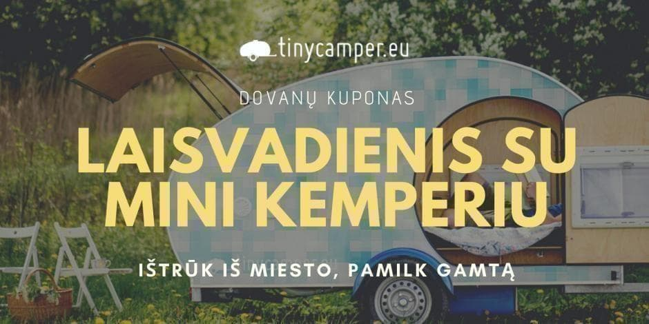 Laisvadienis su MINI Kemperiu