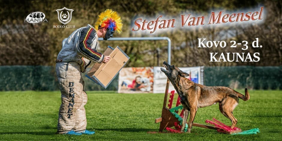 Training with Stefan Van Meensel