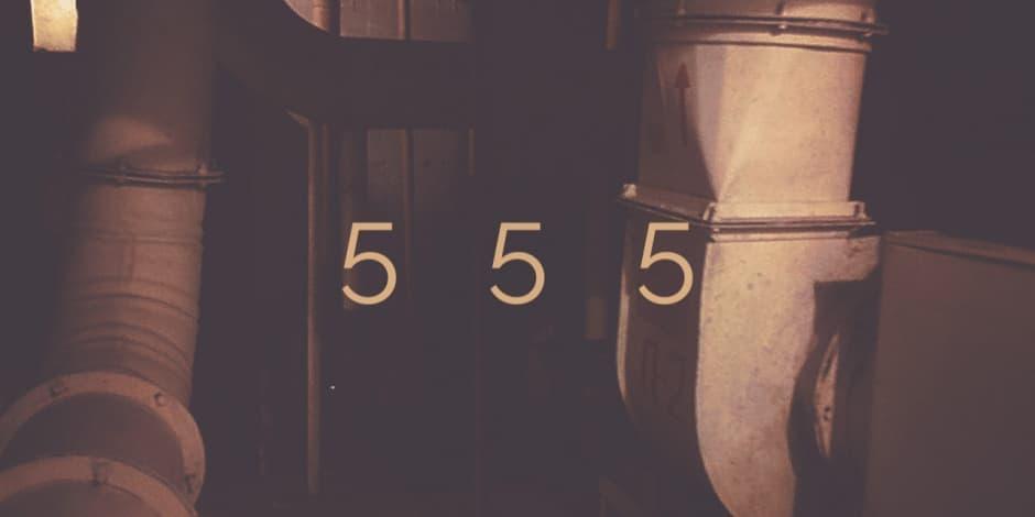"""Apsilankymas """"555"""" slėptuvėje"""