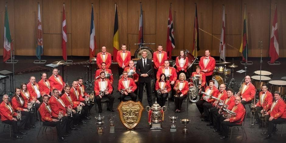 """Amber Wind 2019"" Gala Concert: ""Cory Band"" (UK)"